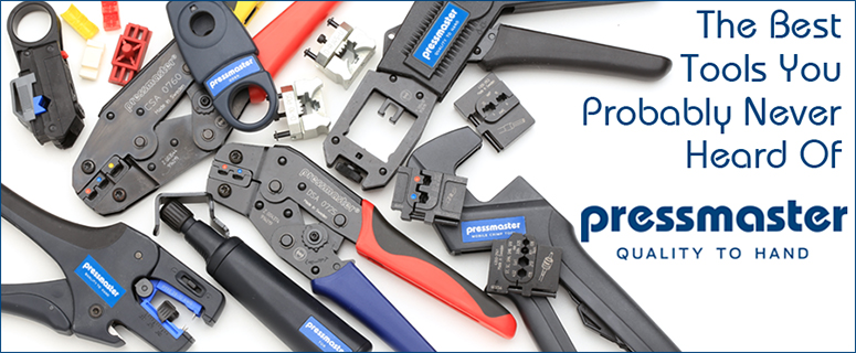 Now Available: Pressmaster Tools